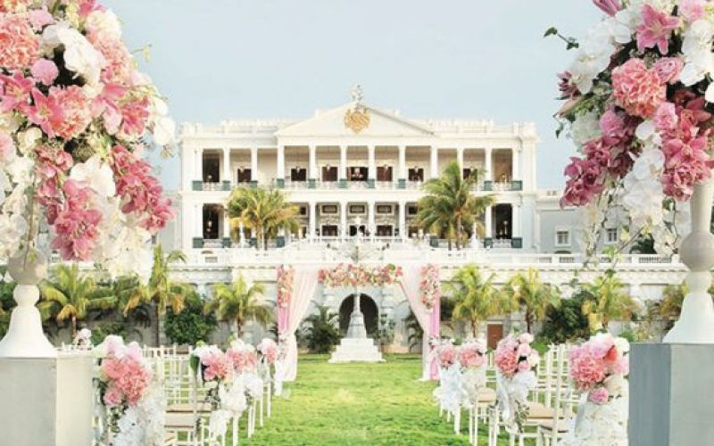 Nawabi Grandeur At Your Palace Wedding