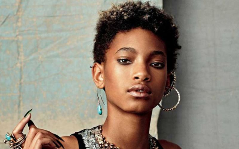 Willow Smith Lands Major Modelling Contract