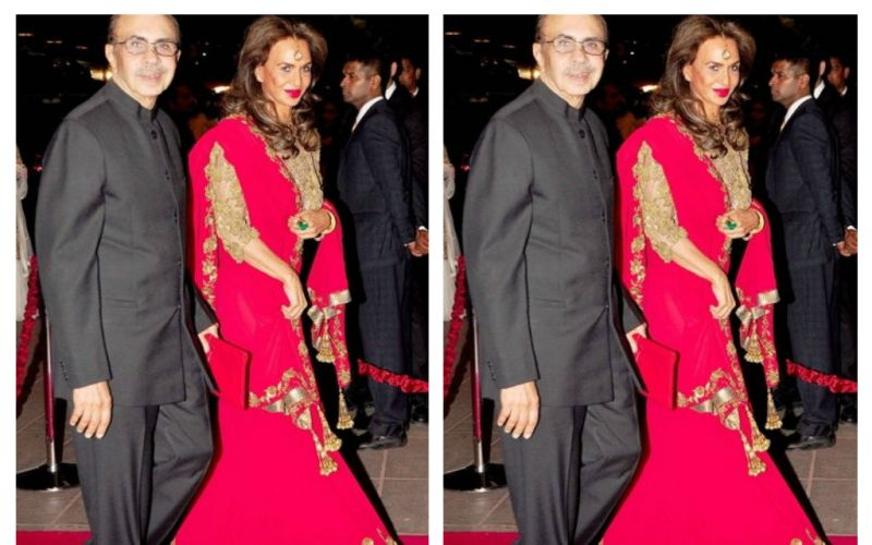Parmeshwar Godrej, one of the most glamorous and stylish women of India passed away yesterday