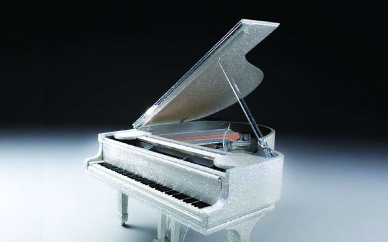 World's Most Luxurious Piano