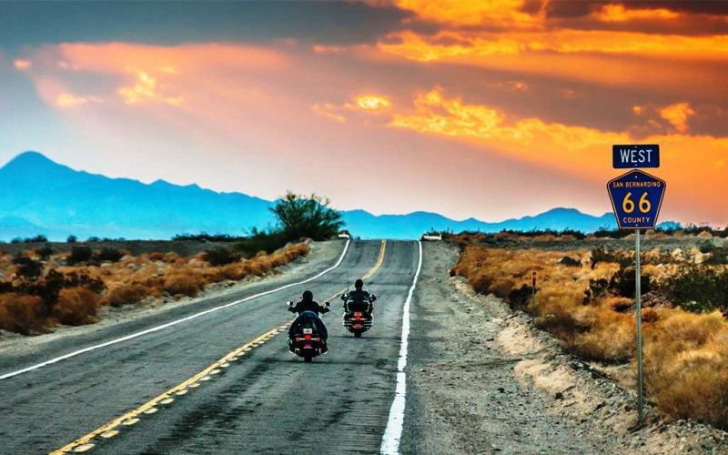 World's five best places for a road trip