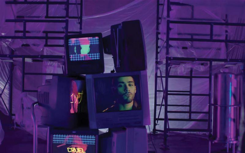Watch Zayn Malik's New Video For 'Cruel'