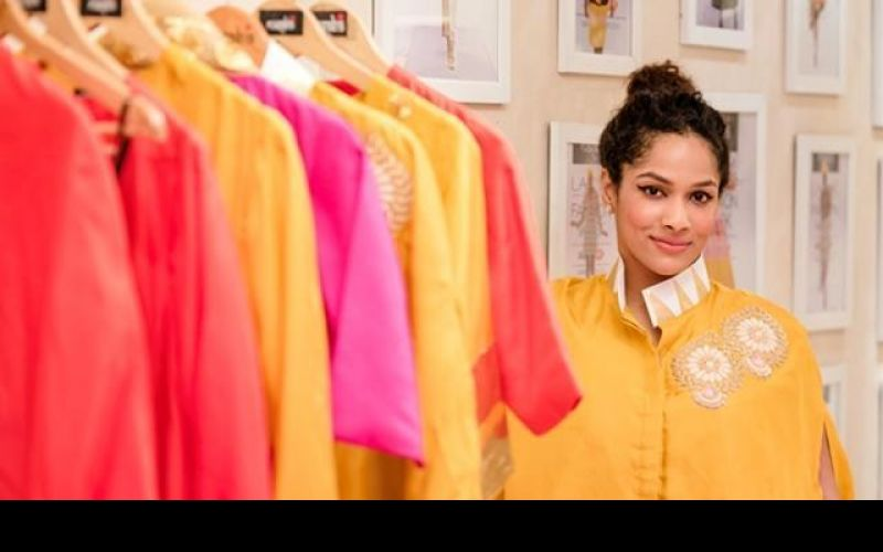 I'm not that brave to be ahead of my times: Masaba Gupta
