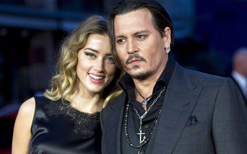 Johnny Depp, Amber Heard Settle Divorce