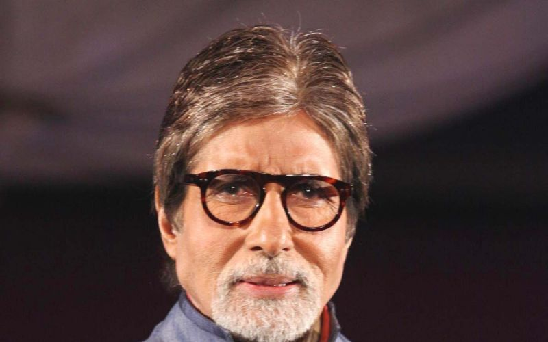 We never work to cause a revolution: Amitabh Bachchan