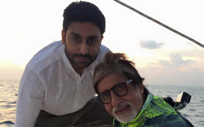 Amitabh Bachchan takes a stand on gender inequality