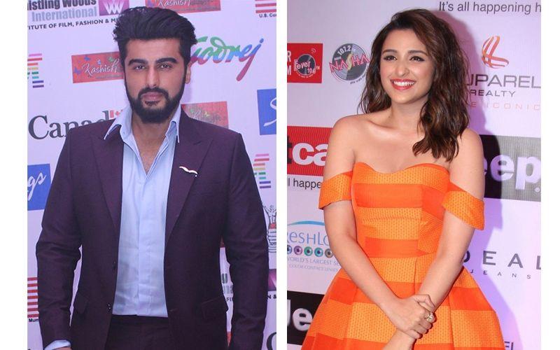"Arjun Kapoor and Parineeti Chopra's ""Sandeep Aur Pinky Faraar"""