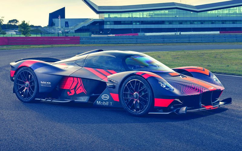 The Valiant Valkyrie The Aston Martin Valkyrie Aka Am Rb 001 And Nebula Built By The British Automobile Manufacturer Aston Martin Red Bull Racing And Several Other Manufacturers You I