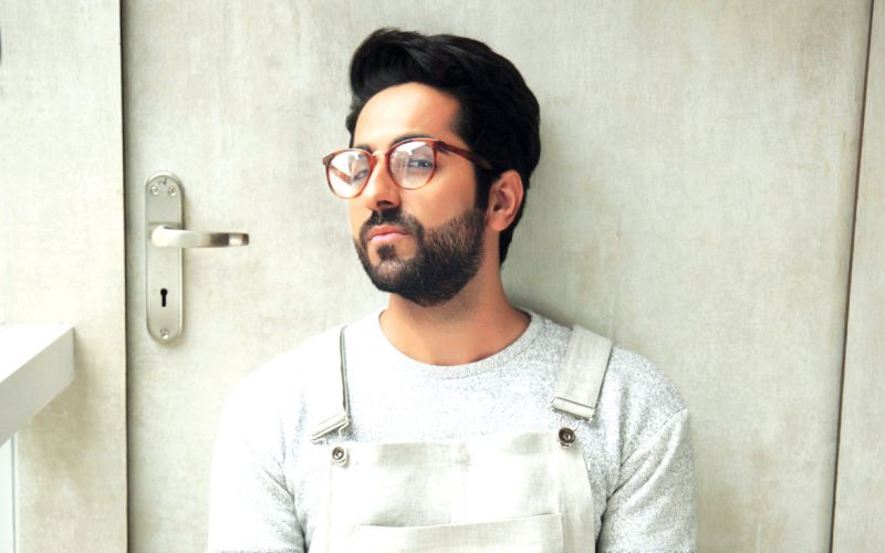 Used to sing in trains and collect money: Ayushmann