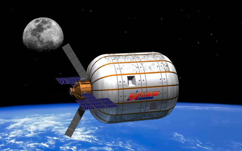 Bigelow Aerospace plans to deploy lunar depot by 2022