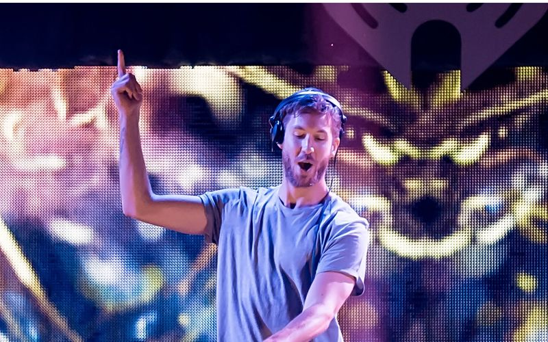 Calvin Harris Tops Forbes' List of Highest Paid DJs In 2016