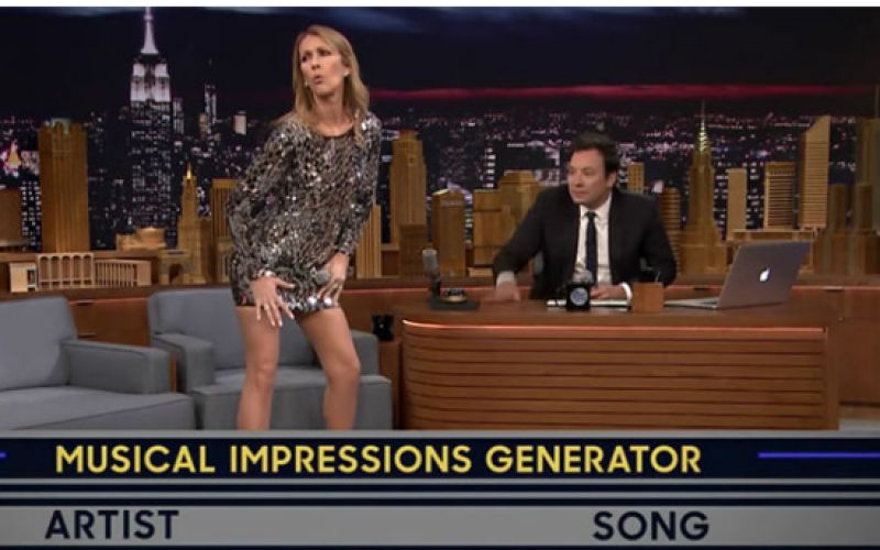 See It: Céline Dion's Perfect Imitations of Rihanna, Cher and Sia