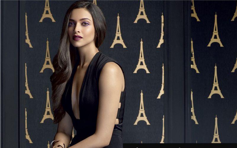 Deepika Padukone Is The New Face Of L'Oreal Paris