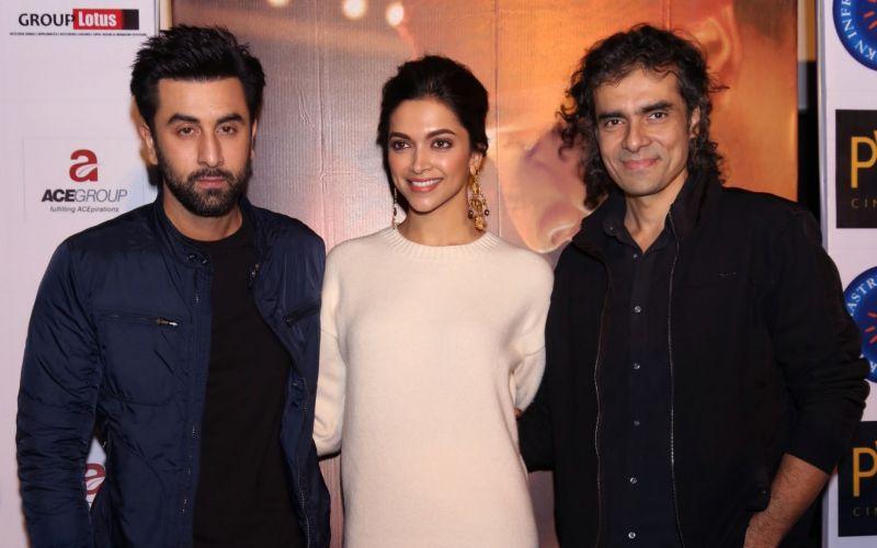 Imitiaz Ali Keen On Doing A Play With Ranbir Kapoor And Deepika Padukone
