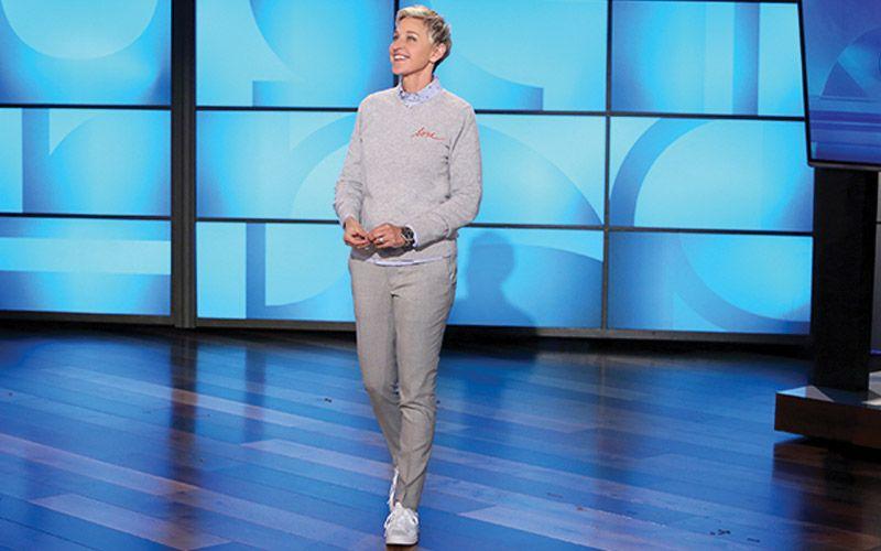 Ellen Degeneres On The Elections