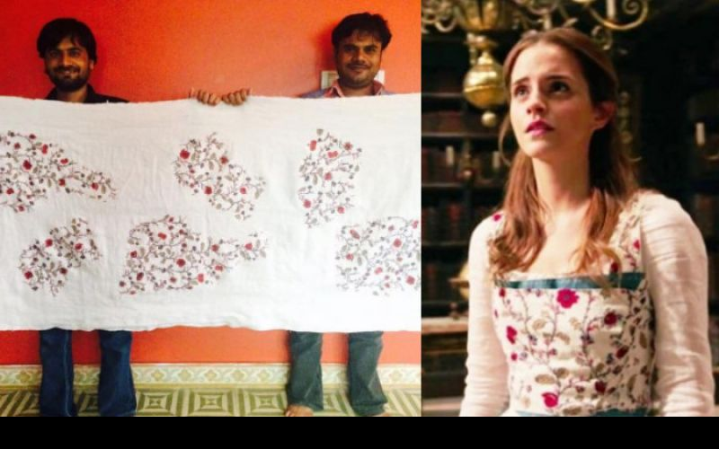 Emma Watsons Costumes for Beauty And The Beast Made In India
