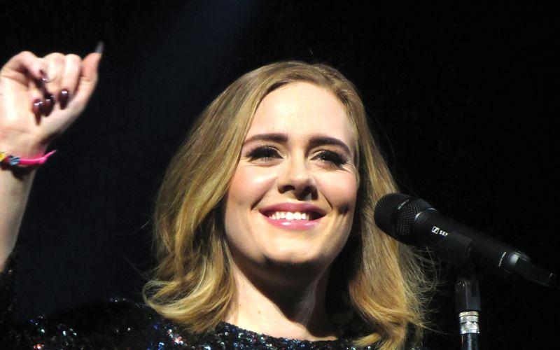 Adele is raising her son to  respect women