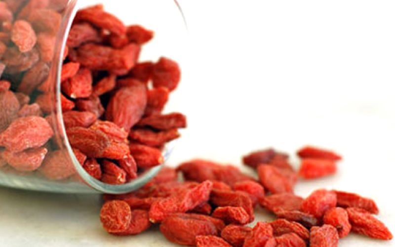 Goji berries are the most nutritious dry fruit on earth