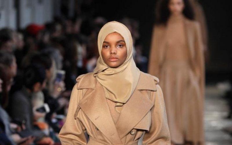 First Hijab Wearing Model: Halima Aden