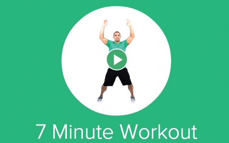 smartphone exercise