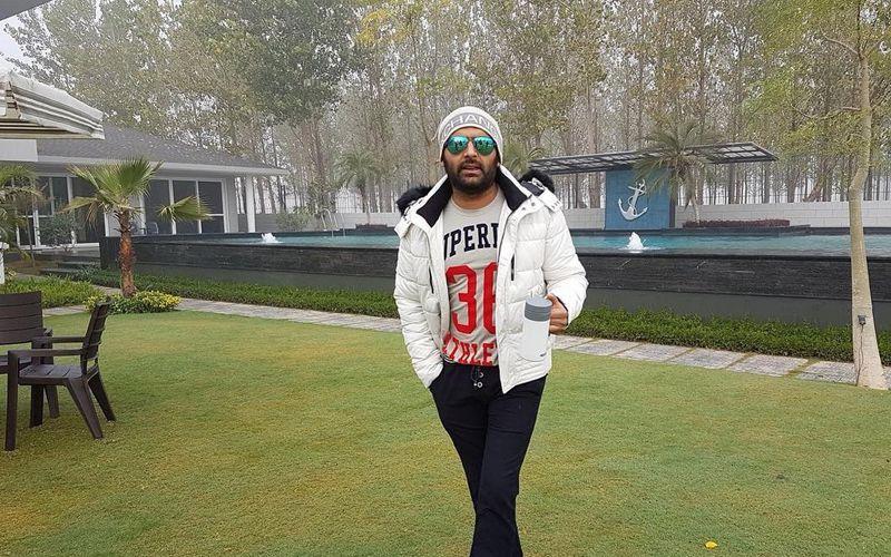 """Kapil Sharma In """"Firangi"""""""