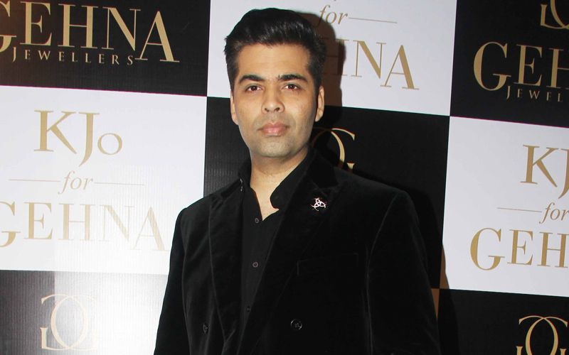 "Karan Johar Will Be Seen In A Double role in ""Crazy Hum"""