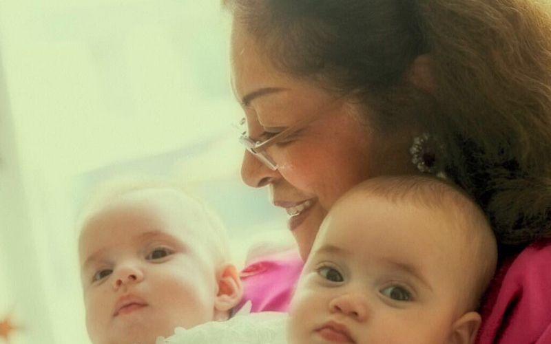 Karan Johar Shares The First Picture Of Yash And Roohi Johar