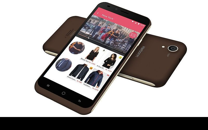 Karbonn Aura Note 2 With A Fashion App