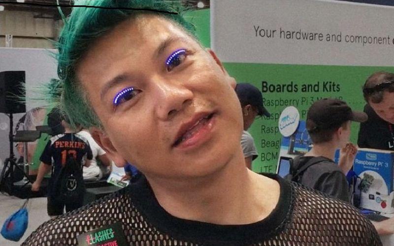 Trendy LED Eyelashes
