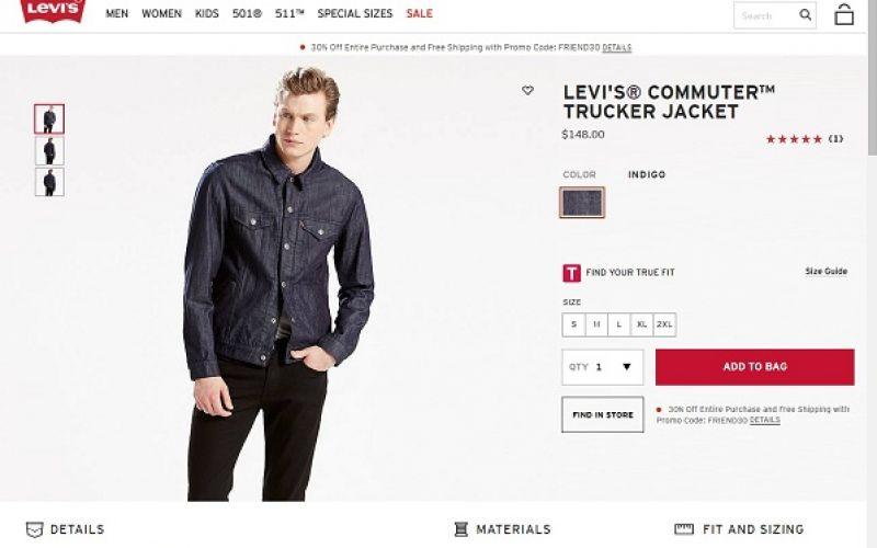 Levi's-Commuter-Trucker-jacket