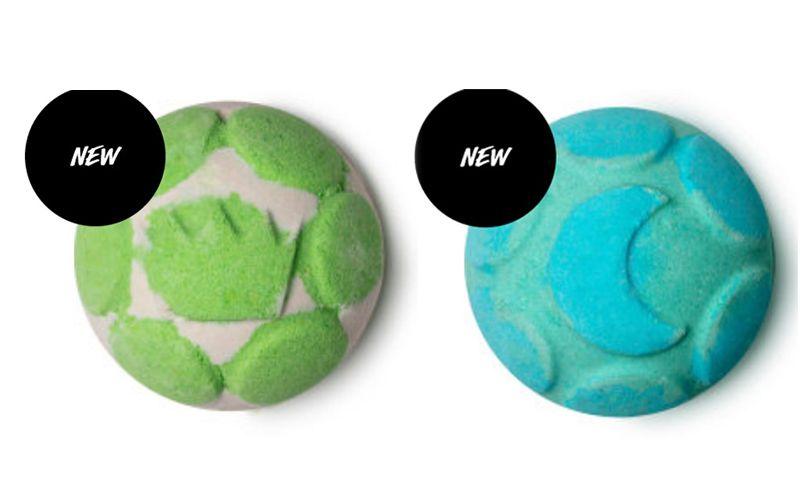 Lush new Jelly Bath Bombs