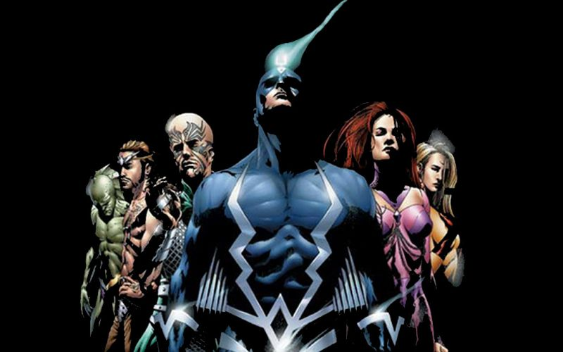 Marvel's 'The Inhumans' Will Now Be A TV Series On ABC