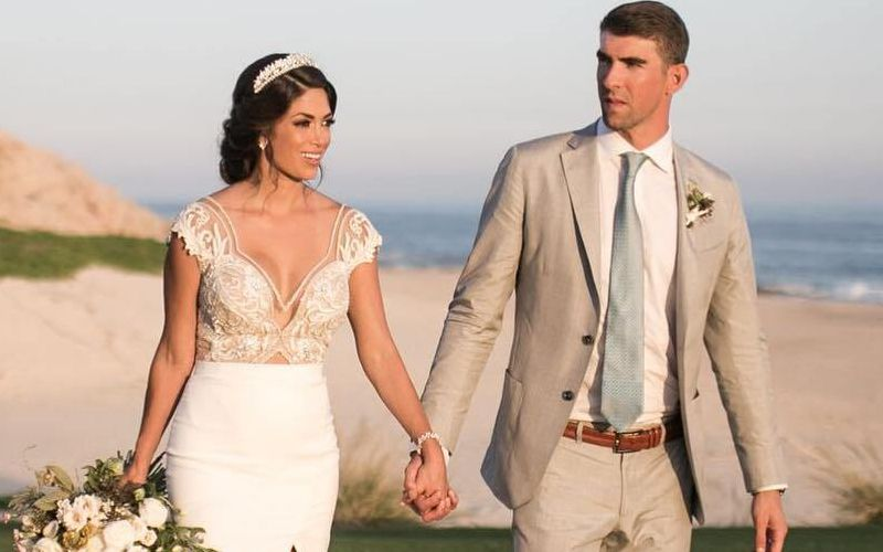 michael-phelps-nicole-johnson
