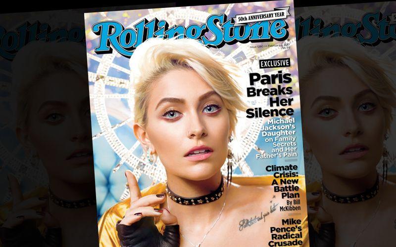 Paris Jackson's 'Rolling Stone' Interview