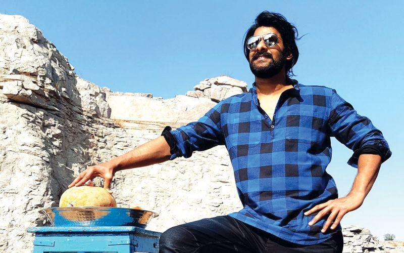 Prabhas's next a Rs 150 crore trilingual film