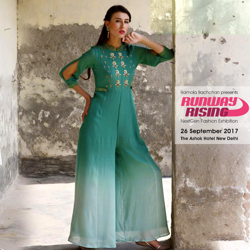 Runway Rising, Pre Diwali -Fashion & Lifestyle Exhibition 2017- 17th Edition By Ramola Bachchan