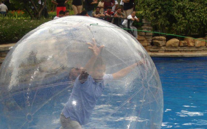 water-zorbing-sport